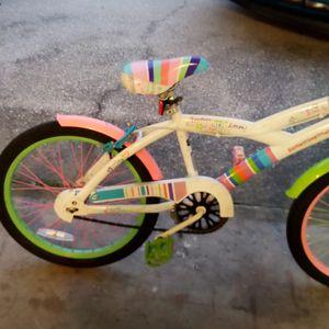 Girls 20 In Bike for Sale in Brandon, FL