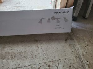 New in box light fixture for Sale in BETHEL, WA
