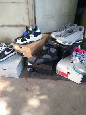 Air jordans Jay's Air force ones huarache and many more for Sale in Hopkins, SC