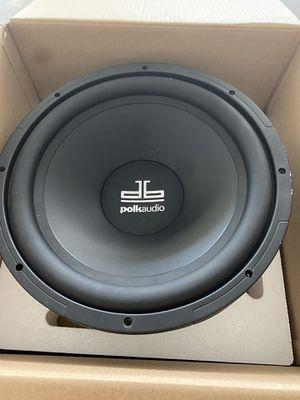 Polk audio DB1240Dvc for Sale in Turlock, CA