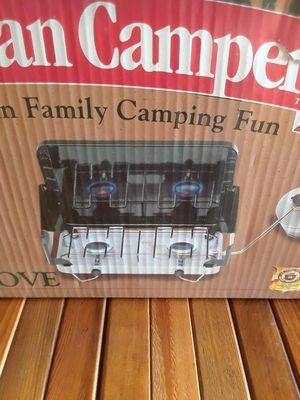Propane camp stove for Sale in SKOK, WA