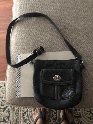 Black Coach purse for Sale in Houston, TX