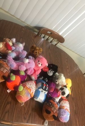 Lot of 16 stuffed animals for Sale in Fullerton, CA