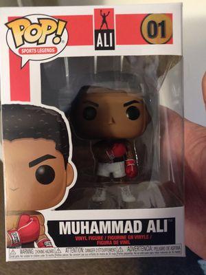 Muhammad Ali Funko pop for Sale in Modesto, CA