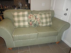 Italy brand made 2 seater sofa for Sale in Scottsdale, AZ