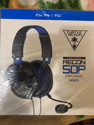 Pro Headset - Turtle Beach works for both PS4 & Xbox for Sale in Roy, WA