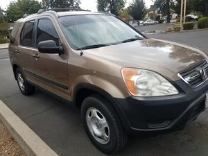 Honda crv for Sale in Modesto, CA