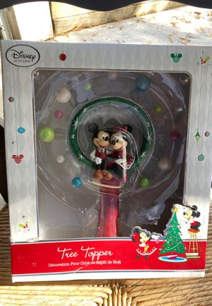 Disney Tree Topper for Sale in Tucker, GA