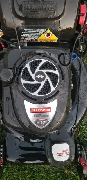 Craftsman 6.75HP self propelled lawnmower excellent condition for Sale in Aurora, CO