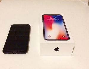 iPhone X - at&t for Sale in Columbus, OH