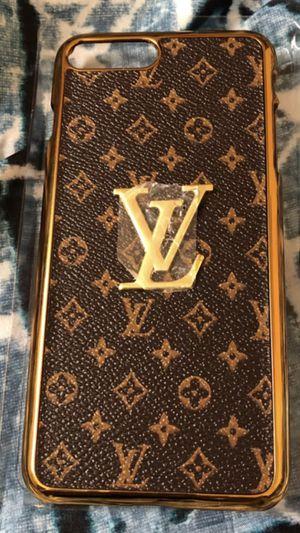 LV iphone 8 plus case for Sale in Fairfax, VA