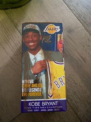 Lakers 8 Kobe Bryant Bobby head- brand new obo for Sale in Los Angeles, CA