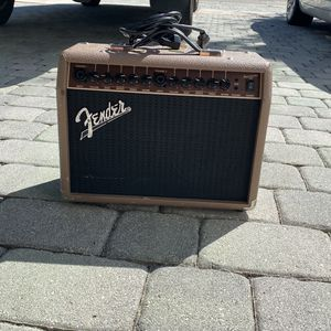Fender Amplifier NOT WORKING for Sale in Hollywood, FL