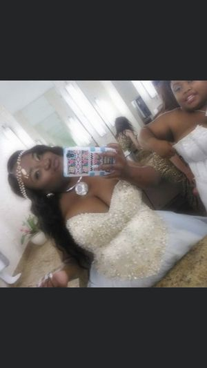 Wedding / Prom Dress from Cameo Bridal! Size 18 for Sale in Brooklyn Park, MD