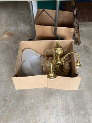 Light fixture for Sale in Tomahawk, WI