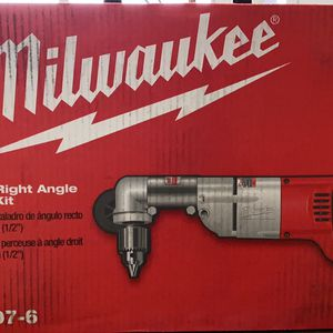 Milwaukee Right Angle Drill Kit for Sale in Miami, FL