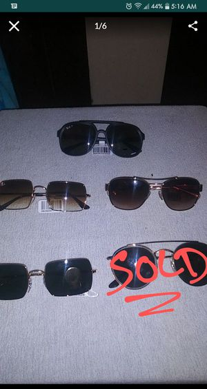 Ray Ban Sunglasses $600 For All for Sale in Columbus, OH