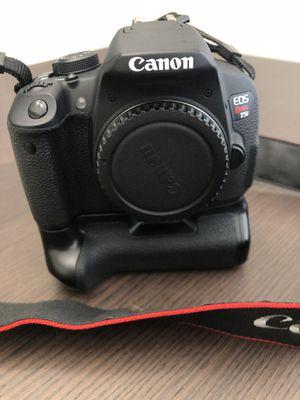 Canon T5i (body only) for Sale in Oak Glen, CA