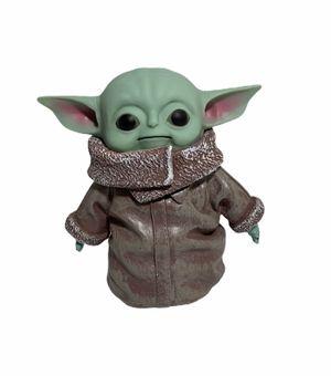 "Star Wars Baby Yoda Mandalorian Plastic Figure 5"" for Sale in Gonzales, CA"