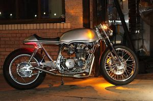 Cafe Racer '82 Honda CB 650 for Sale in Los Angeles, CA