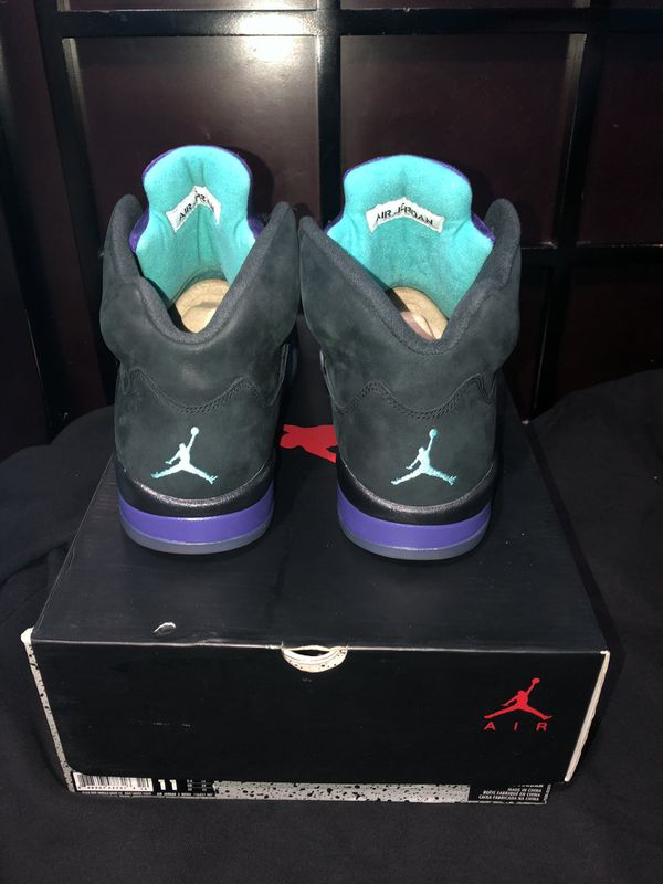 2013 Black Grape 5s