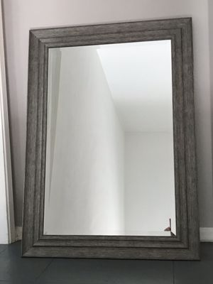 Large Wall Mirror(s), 2 avail, 43.5 x 31.5 for Sale in Santa Monica, CA