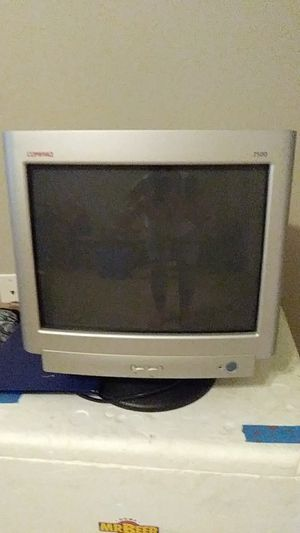 Comaq monitor 2002 for Sale in Lake City, AR