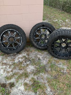 Of road tires for Sale in Apopka, FL