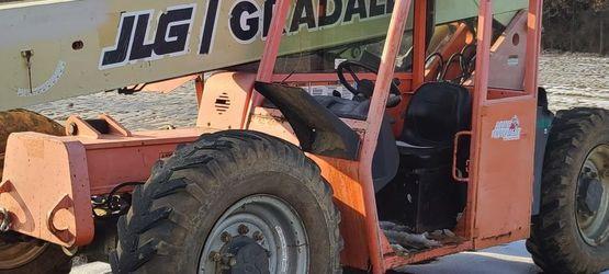 JLG GRADALL G6-42A Telehandler Forklift for Sale in Woodbridge,  VA