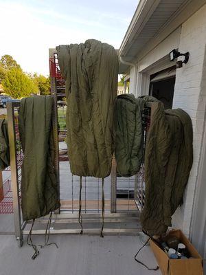 Intermediate Cold Weather Down fillend Sleeping bags for Sale in Virginia Beach, VA