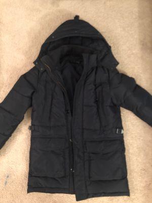 Zara Man European made coat Large for Sale in Arlington, VA