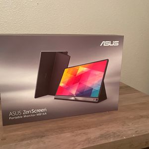 Asus Zen Screen Portable Monitor for Sale in Houston, TX