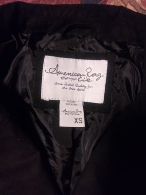 American rag faux suede jacket brand new for Sale in Leavenworth, WA