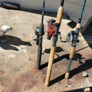 Fishing Bundle for Sale in San Antonio, TX