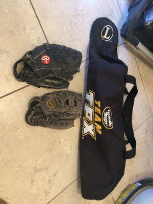 Baseball equipment for Sale in Saint Petersburg, FL