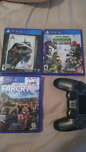 Ps4 games for Sale in Lathrop, CA