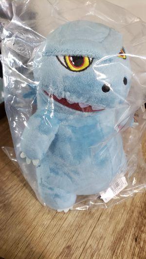 "Exclusive Blue GODZILLA Plushie, PHUNNY, Stuffed Animal, 7"" Plush Loot Crate, for Sale in Wareham, MA"