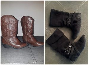 Girls boots size 13 for Sale in Papillion, NE