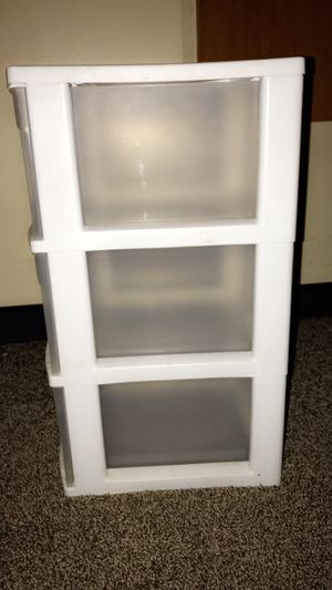 Plastic drawers for Sale in Las Vegas, NV