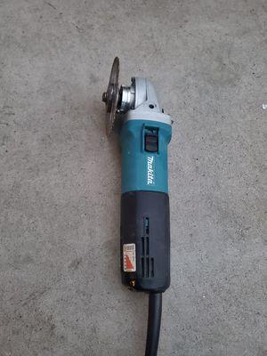 Makita variable speed grinder for Sale in Phoenix, AZ