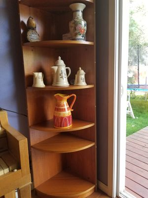 Corner shelf for Sale in Troutdale, OR