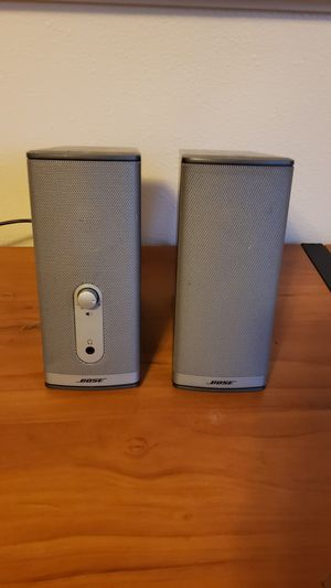 Bose Computer Speakers for Sale in Missoula, MT