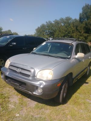 2006 Hyundai san fe for Sale in Winter Haven, FL
