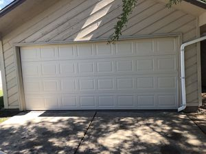 Garage Doors 16x7 8x7 any size for Sale in Houston, TX