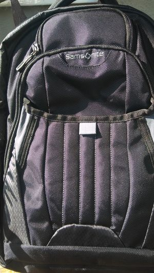 Samsonite Laptop backpack for Sale in San Gabriel, CA