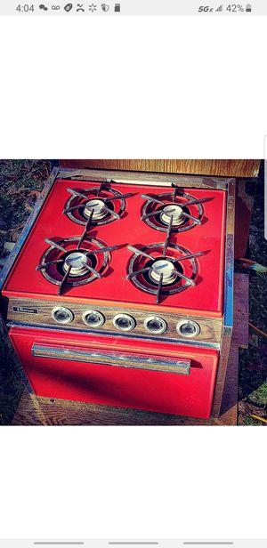 Retro Trav'ler stove top oven Propane for Sale in Medford, OR