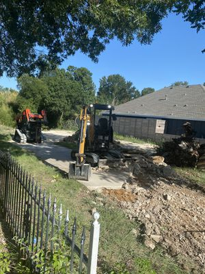 Grading and excavation for Sale in Irving, TX