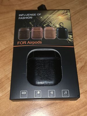 New Apple AirPods Case Black for Sale in Los Angeles, CA