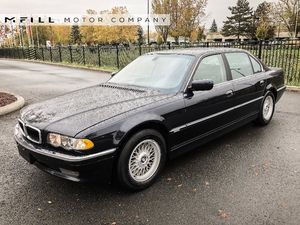 2001 BMW 7 Series for Sale in Kent, WA