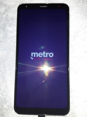 New Metro LG Stylo 5 (zero scratches) for Sale in Corpus Christi, TX